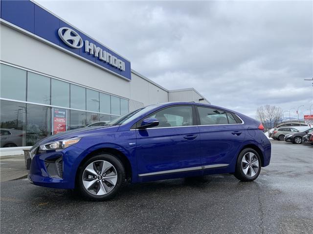 2019 Hyundai Ioniq EV Preferred (Stk: H95-1528) in Chilliwack - Image 1 of 11