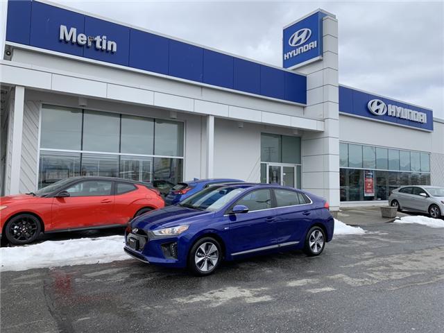 2019 Hyundai Ioniq EV Preferred (Stk: H95-1528) in Chilliwack - Image 2 of 11