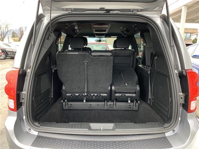 2018 Dodge Grand Caravan GT (Stk: H19-0028P) in Chilliwack - Image 9 of 12