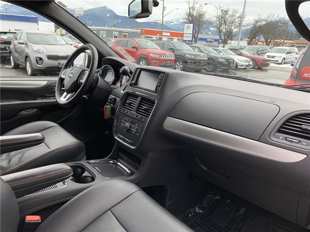 2018 Dodge Grand Caravan GT (Stk: H19-0028P) in Chilliwack - Image 10 of 12