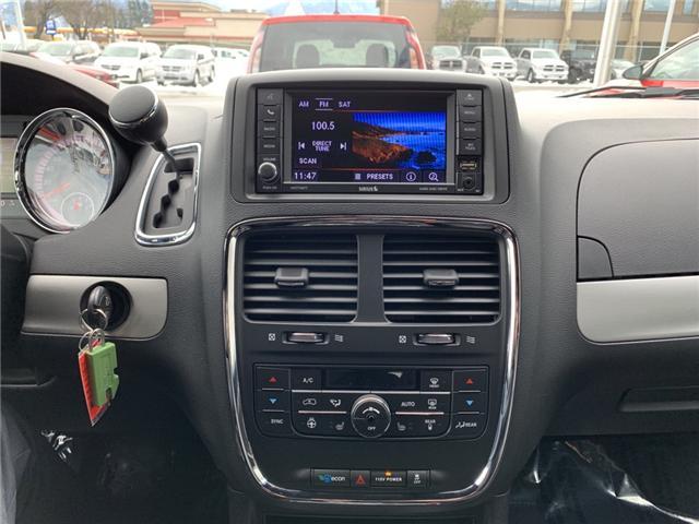 2018 Dodge Grand Caravan GT (Stk: H19-0028P) in Chilliwack - Image 11 of 12