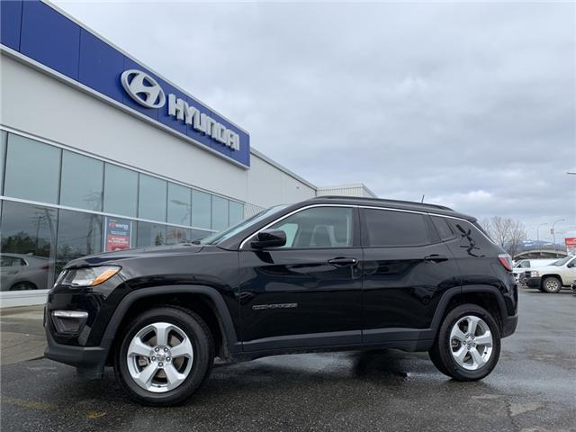 2018 Jeep Compass North (Stk: H19-0008P) in Chilliwack - Image 1 of 11