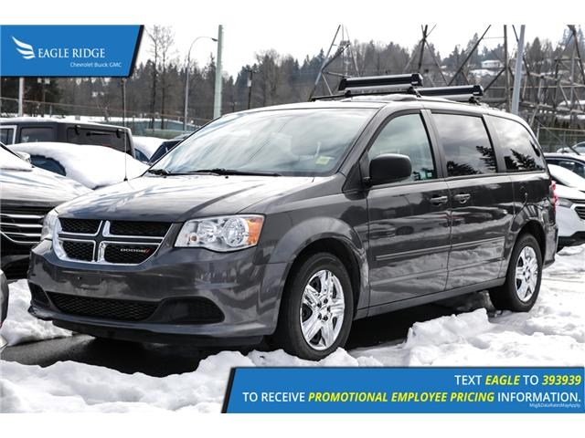 2016 Dodge Grand Caravan SE/SXT (Stk: 168766) in Coquitlam - Image 1 of 6