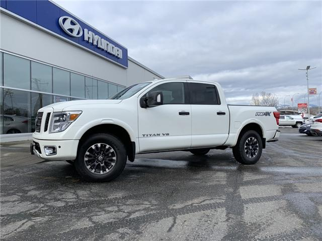2018 Nissan Titan PRO-4X (Stk: H19-0034P) in Chilliwack - Image 1 of 13