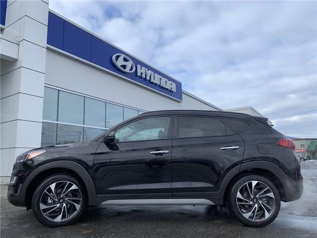 2019 Hyundai Tucson Ultimate (Stk: H96-3459) in Chilliwack - Image 1 of 12