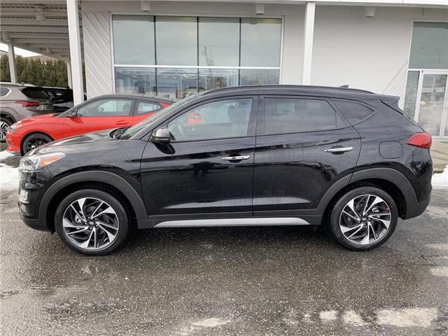 2019 Hyundai Tucson Ultimate (Stk: H96-3459) in Chilliwack - Image 2 of 12