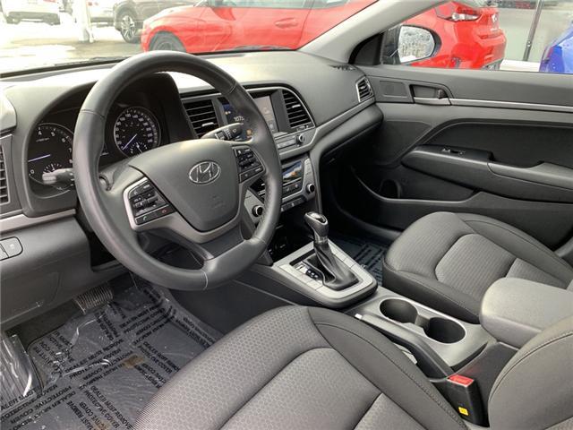 2018 Hyundai Elantra GL SE (Stk: H19-0019P) in Chilliwack - Image 5 of 12