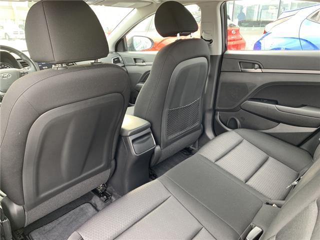 2018 Hyundai Elantra GL SE (Stk: H19-0019P) in Chilliwack - Image 7 of 12