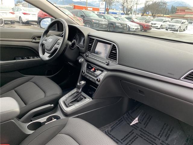 2018 Hyundai Elantra GL SE (Stk: H19-0019P) in Chilliwack - Image 10 of 12