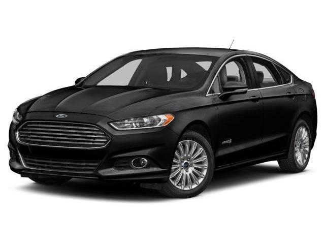 2015 Ford Fusion Hybrid SE (Stk: U15491) in Barrie - Image 1 of 10