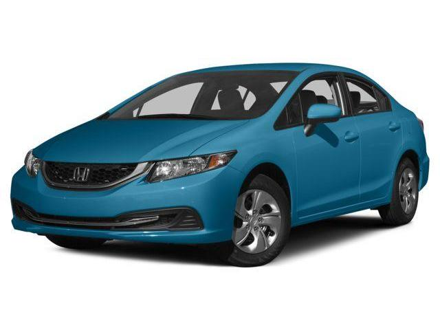 2015 Honda Civic LX (Stk: U15535) in Barrie - Image 1 of 10