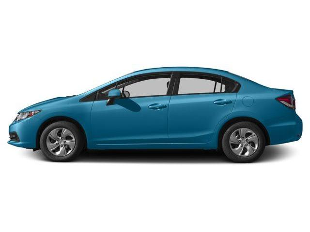 2015 Honda Civic LX (Stk: U15535) in Barrie - Image 2 of 10