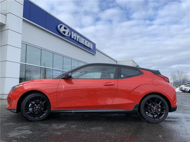 2019 Hyundai Veloster Turbo Tech (Stk: H91-6425) in Chilliwack - Image 1 of 13
