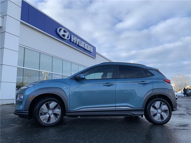 2019 Hyundai Kona EV Ultimate (Stk: H93-3512) in Chilliwack - Image 1 of 10