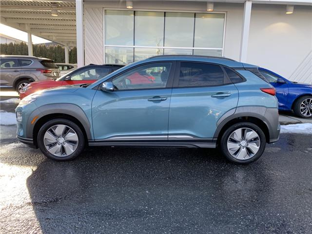 2019 Hyundai Kona EV Ultimate (Stk: H93-3512) in Chilliwack - Image 2 of 10