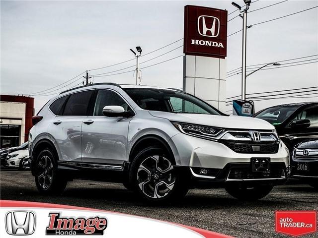 2019 Honda CR-V Touring (Stk: 9R121) in Hamilton - Image 1 of 18