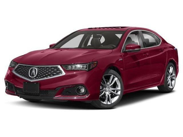 2019 Acura TLX Tech A-Spec (Stk: 19003) in Burlington - Image 1 of 9