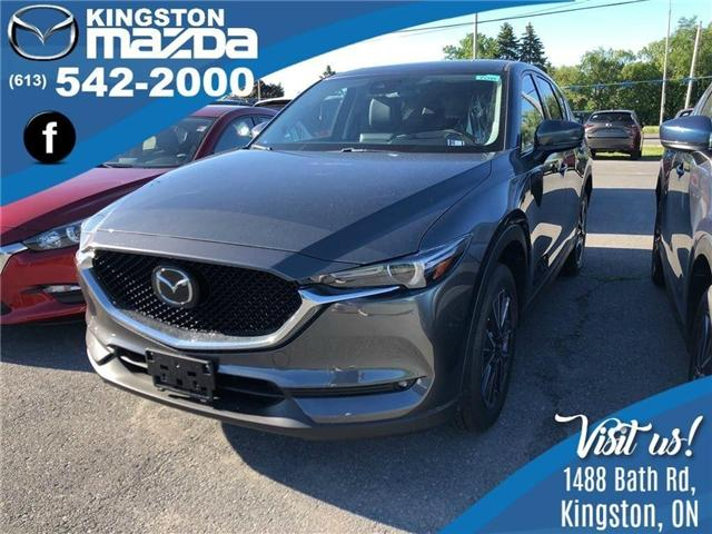 2018 Mazda CX-5 GT (Stk: 18T110) in Kingston - Image 1 of 5