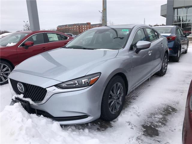 2018 Mazda MAZDA6 GS-L w/Turbo (Stk: 18C231) in Kingston - Image 2 of 4