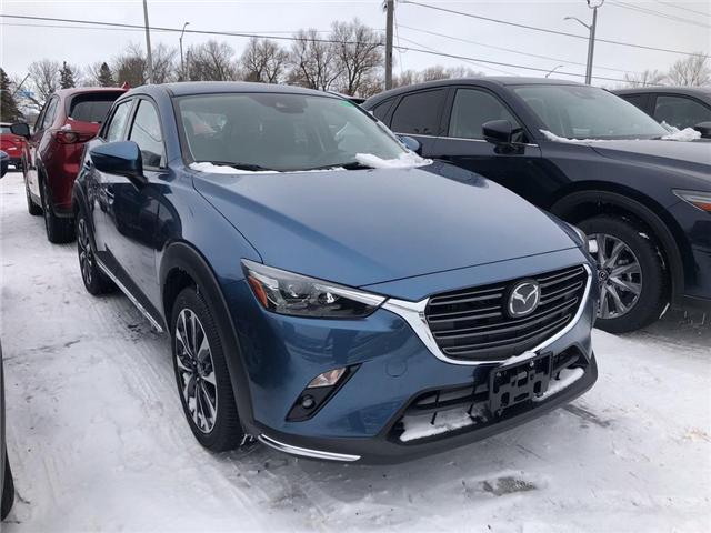 2019 Mazda CX-3 GT (Stk: 19T050) in Kingston - Image 4 of 5