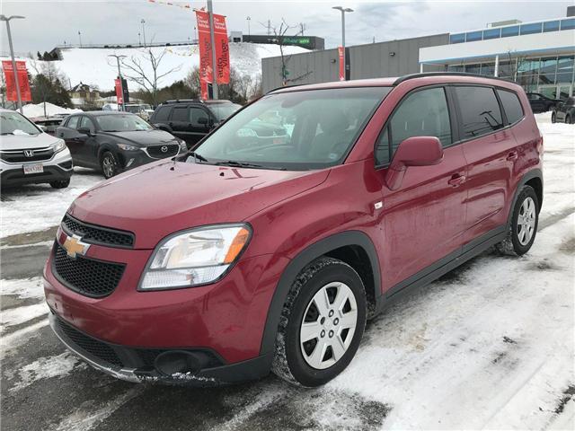 2012 Chevrolet Orlando 1LT (Stk: P660740) in Saint John - Image 1 of 35