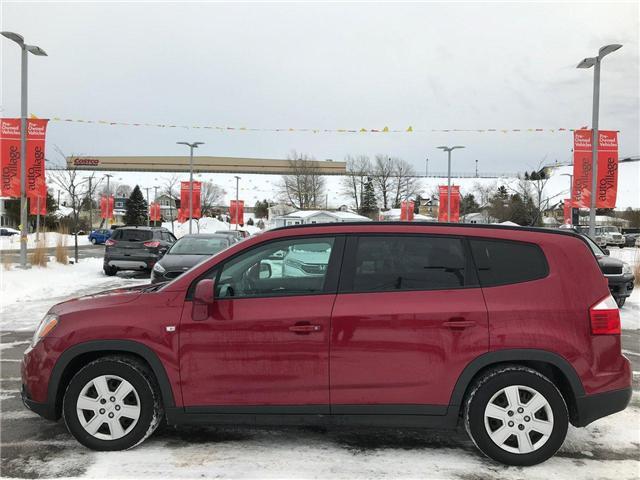 2012 Chevrolet Orlando 1LT (Stk: P660740) in Saint John - Image 2 of 35