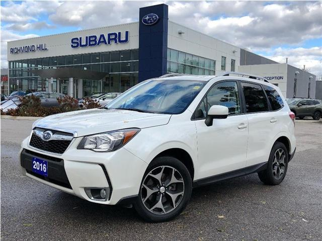 2015 Subaru Forester 2.0XT Touring (Stk: LP0193) in RICHMOND HILL - Image 1 of 20