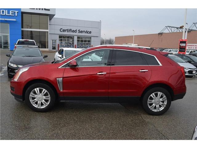 2016 Cadillac SRX LUXURY COLLECTION/AWD/SUNRF/HTD STS/NAV/BOSE (Stk: PL5175) in Milton - Image 2 of 20