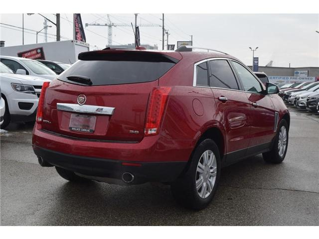 2016 Cadillac SRX LUXURY COLLECTION/AWD/SUNRF/HTD STS/NAV/BOSE (Stk: PL5175) in Milton - Image 6 of 20