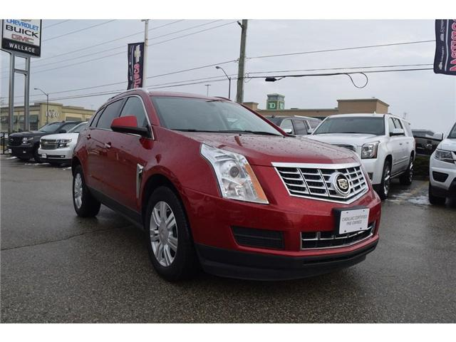2016 Cadillac SRX LUXURY COLLECTION/AWD/SUNRF/HTD STS/NAV/BOSE (Stk: PL5175) in Milton - Image 8 of 20