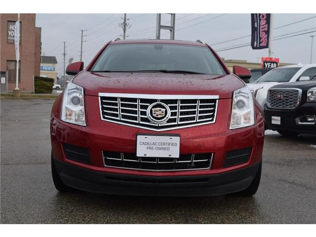 2016 Cadillac SRX LUXURY COLLECTION/AWD/SUNRF/HTD STS/NAV/BOSE (Stk: PL5175) in Milton - Image 9 of 20