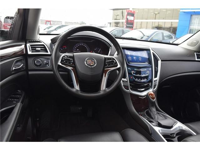 2016 Cadillac SRX LUXURY COLLECTION/AWD/SUNRF/HTD STS/NAV/BOSE (Stk: PL5175) in Milton - Image 10 of 20