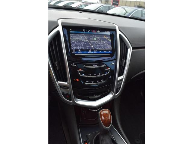 2016 Cadillac SRX LUXURY COLLECTION/AWD/SUNRF/HTD STS/NAV/BOSE (Stk: PL5175) in Milton - Image 16 of 20