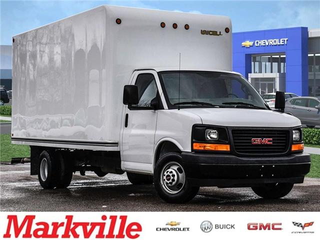 2017 GMC Savana Commerci 3500 CUBE-GM CERTIFIED PRE-OWNED (Stk: P6279) in Markham - Image 1 of 21
