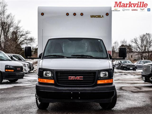 2017 GMC Savana Commerci 3500 CUBE-GM CERTIFIED PRE-OWNED (Stk: P6279) in Markham - Image 2 of 21