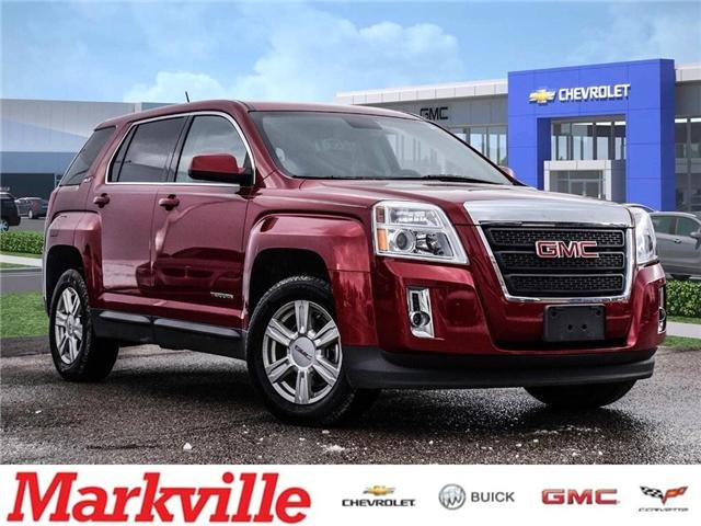 2015 GMC Terrain SLE-FWD-GM CERTIFIED PRE-OWNED-CLEAN!! (Stk: P6289A) in Markham - Image 1 of 26