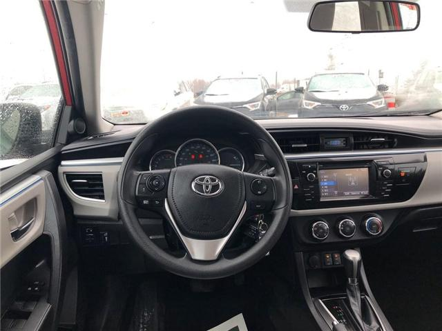 2015 Toyota Corolla LE (Stk: D190814A) in Mississauga - Image 16 of 17