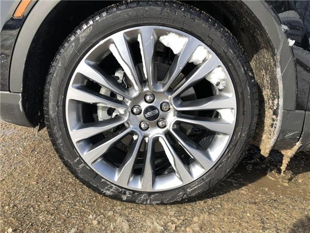 2017 Lincoln MKX Reserve (Stk: DAN24733) in Barrie - Image 2 of 28