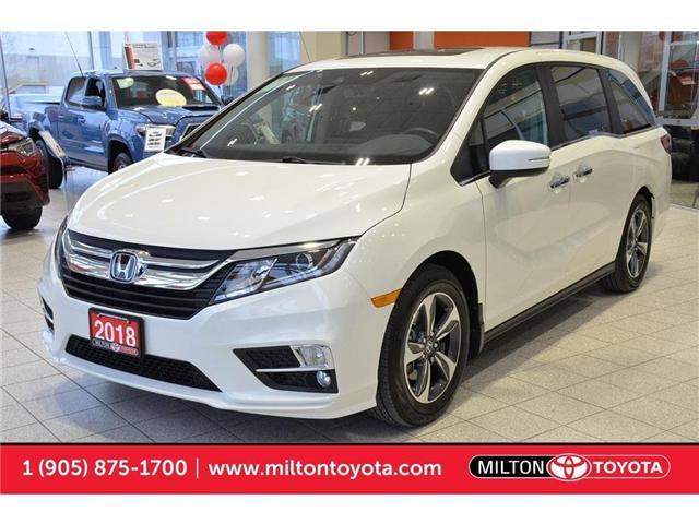 2018 Honda Odyssey EX-L (Stk: 510511) in Milton - Image 1 of 38