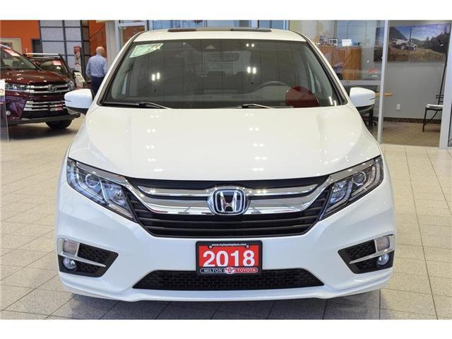 2018 Honda Odyssey EX-L (Stk: 510511) in Milton - Image 2 of 38