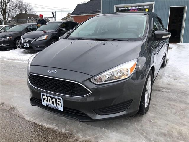 2015 Ford Focus SE (Stk: 84811) in Belmont - Image 2 of 18