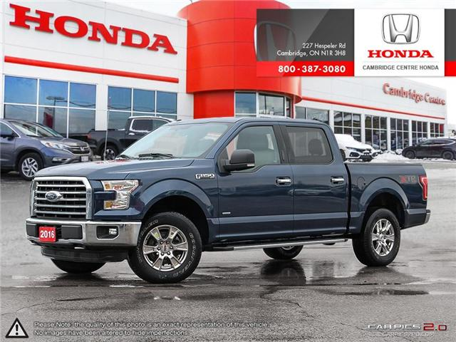 2016 Ford F-150  (Stk: 19284A) in Cambridge - Image 1 of 27