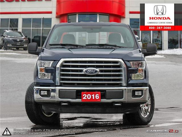 2016 Ford F-150  (Stk: 19284A) in Cambridge - Image 2 of 27