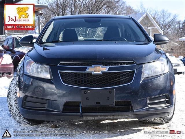 2014 Chevrolet Cruze 1LT (Stk: J19002) in Brandon - Image 2 of 27