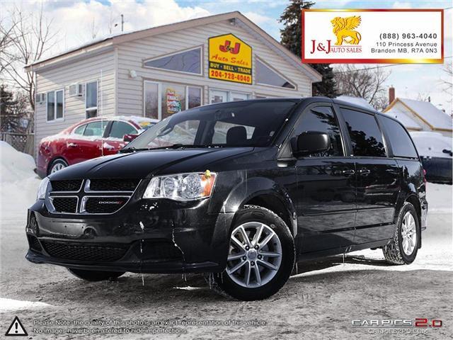 2014 Dodge Grand Caravan SE/SXT (Stk: JB18058-2) in Brandon - Image 1 of 26