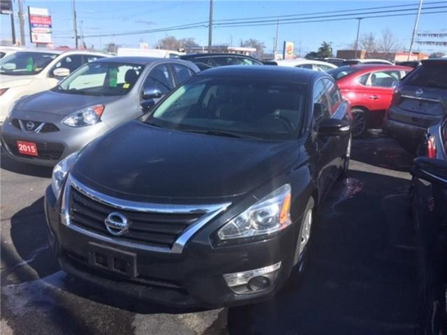 2014 Nissan Altima 3.5 SL (Stk: N1393) in Hamilton - Image 1 of 1