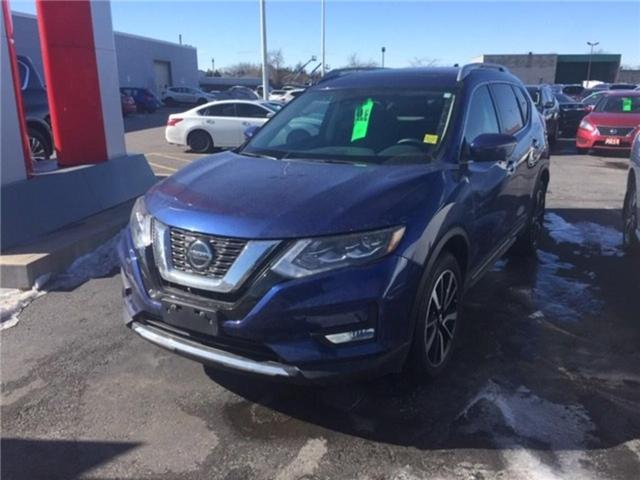 2018 Nissan Rogue SL (Stk: N18823A) in Hamilton - Image 1 of 1