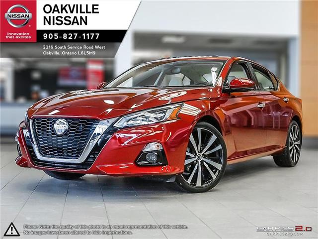 2019 Nissan Altima 2.5 Platinum (Stk: N19148) in Oakville - Image 1 of 27