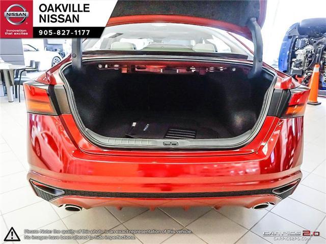 2019 Nissan Altima 2.5 Platinum (Stk: N19148) in Oakville - Image 11 of 27