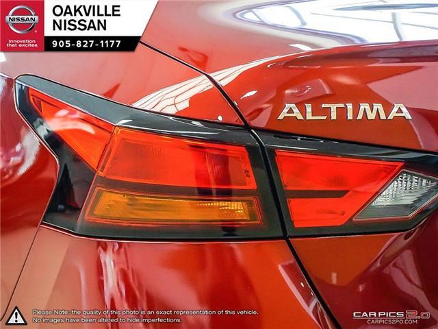 2019 Nissan Altima 2.5 Platinum (Stk: N19148) in Oakville - Image 12 of 27